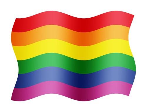 bandeira orgulho gay